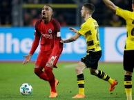 Highlights: Dortmund 3-2 Frankfurt (Vòng 26 Bundesliga)