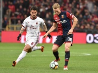 Highlights: Genoa 0-1 AC Milan (Vòng 28 Serie A)