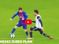 Quay chậm kĩ năng rê bóng thượng thừa của Lionel Messi
