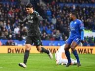 Alvaro Morata thể hiện ra sao vs Leicester City?