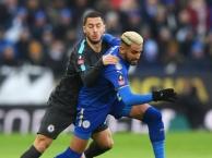 Eden Hazard khiến hàng thủ Leicester City chao đảo