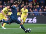 Highlights: Villarreal 2-1 Atletico Madrid (Vòng 29 La Liga)