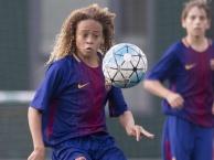 Xavi Simons và Shane Kluivert - Tương lai của Barcelona
