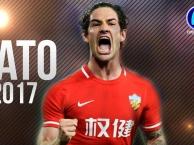 Alexandre Pato gây bão ở Trung Quốc