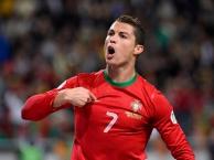 Màn trình diễn của Cristiano Ronaldo vs Ai Cập