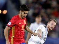 Marco Asensio thể hiện ra sao vs Đức?