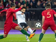 Mohamed Salah thể hiện ra sao vs Bồ Đào Nha?