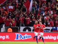 Highlights: Thụy Điển 1-2 Chile (Giao hữu quốc tế)