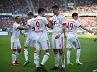 Highlights: Hannover 0-3 Bayern Munich (Vòng 31 Bundesliga)