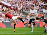 Highlights: Man United 2-1 Tottenham Hotspur (Bán kết FA Cup)