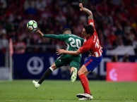 Highlights: Atletico Madrid 0-0 Real Betis (Vòng 34 giải VĐQG TBN)