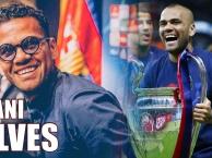 Dani Alves | Điệu Samba hoàn hảo cho Barcelona