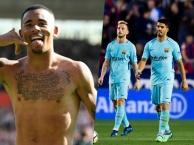 Bản tin BongDa ngày 14/5 | Barca đứt mạch bất bại, Man City lập hàng loạt kỷ lục