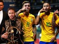 Bản tin BongDa 15/5 | Neymar được vinh danh, Brazil công bố danh sách đi Nga