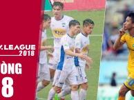 Nhịp đập V-League 2018 | vòng 7 | Dàn Sao U23 VN đồng loạt nổ súng