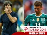 Những lý do khiến Đức bị loại ngay từ vòng bảng