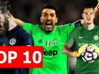 Top 10 thủ môn đắt giá nhất lịch sử