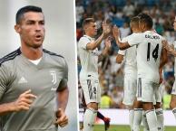 Bản tin BongDa ngày 12/8 | Không Ronaldo, Real đại thắng tại Bernabeu
