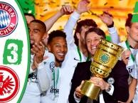 Highlights: Eintracht Frankfurt 0-5 Bayern Munich (Siêu cúp Đức)