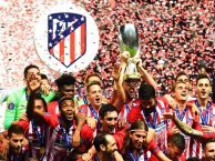 Bản tin BongDa 16/8 | Vùi dập đại kình địch, Atletico mang Siêu cup châu Âu về Madrid