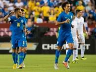 Highlights: El Savador 0-5 Brazil (Giao hữu quốc tế)