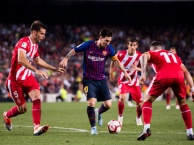 Highlights: Barcelona 2-2 Girona (Vòng 5 La Liga)