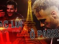 Neymar - Lạc lối tại Paris