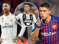 Bản tin BongDa ngày 29.10 - Vắng Messi, Barca vẫn nghiền nát Real Madrid