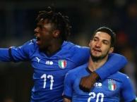 Highlights: Italia 1-0 Mỹ (Giao hữu quốc tế)