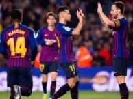Highlights: Barcelona 4-1 Leonesa (Cúp nhà Vua TBN)