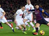 Highlights: Barcelona 3-0 Eibar (La Liga)