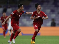 Highlights: Việt Nam 2-0 Yemen (Asian Cup 2019)