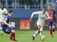 Highlights: Caen 1-2 PSG (Ligue 1)