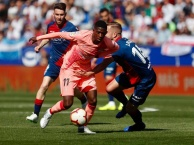 Highlights: Huesca 0-0 Barcelona (La Liga)