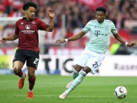 Highlights: Nurnberg 1-1 Bayern Munich (Bundesliga)
