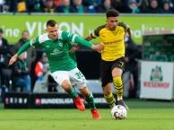 Highlights: Bremen 2-2 Dortmund (Bundesliga)