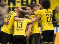 Highlights: Dortmund 3-2 Dusseldorf (Bundesliga)