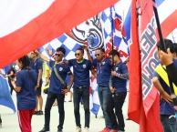 Quyết báo thù Ấn Độ, CĐV ủng hộ Thái Lan cực nhiệt tại 'chảo lửa' Chang Arena