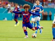 Highlights: Barcelona 2-1 Napoli (Giao hữu)