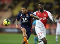 Highlights: AS Monaco 0-3 Lyon (Ligue 1)