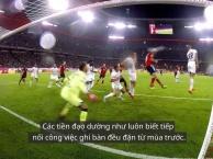 Video khai màn Bundesliga: Bất bại gặp bất bại!
