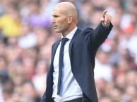 Zidane tiếc nuối vì đánh rơi chiến thắng trước Valladolid