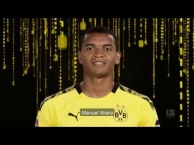 Manuel Akanji - Trung vệ đầy thông thái của Borussia Dortmund