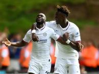 Lampard tự hào vì Abraham và Tomori lên tuyển