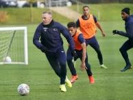 Độc quyền: Wayne Rooney bắt đầu hành trình tại Derby County