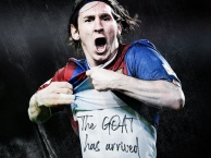 Lionel Messi và hat-trick đầu tiên tại El Clasico