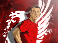 Jordan Henderson: Hành trình đến trận chung kết Champions League với băng đội trưởng