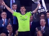 Thủ môn huyền thoại: Iker Casillas