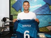 Dejan Lovren đầu quân cho Zenit