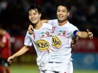 Công Phượng tỏa sáng 'xé lưới' SHB Đà Nẵng, 1-0 cho HAGL
